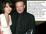 'I love you. I miss you. I'll try to keep looking up': Robin Williams's daughter Zelda pays tribute to her father with poignant tweet