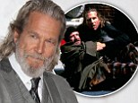 Lost a friend: Jeff Bridges, shown on Monday with is wife Susan at the New York City premiere of his new movie The Giver, reflected on the death of Robin Williams at the event