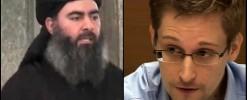 Snowden confirme que Al Baghdadi a été formé par le MOSSAD
