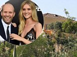 12 Aug 2014 - LOS ANGELES - USA\n*** EXCLUSIVE ALL ROUND PICTURES ***\nLOOKS LIKE JASON STATHAM AND ROSIE HUNTINGTON-WHITELEY MAY BE MOVING TO A SMALLER HOUSE. MOVING TRUCKS WERE SEEN LOADING FURNITURE FROM THEIR CURRENT 6 BED 3 BATH HOUSE. THE TRUCKS ENDED UP AT A SMALLER 3 BED 6 BATH HOUSE IN THE HILLS WERE THEY OFFLOADED THE FURNITURE. COULD THIS MEAN THAT ROSIE IS MOVING OUT?\nBYLINE MUST READ : XPOSUREPHOTOS.COM\n***UK CLIENTS - PICTURES CONTAINING CHILDREN PLEASE PIXELATE FACE PRIOR TO PUBLICATION ***\n**UK CLIENTS MUST CALL PRIOR TO TV OR ONLINE USAGE PLEASE TELEPHONE  44 208 344 2007**