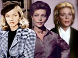 From the golden age of Hollywood to an honorary Oscar in 2009: A look back at Lauren Bacall's legendary film career