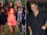 Cressida Bonas (right) and friends at the Wilderness Festival\nTumblr