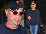 'No words': Billy Crystal looks downcast after expressing his grief over the death of Robin Williams on Twitter
