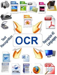 Convert Image or PDF to MS-word, text, HTML, Searchable PDF and Text-only PDF formats.