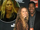 Michael Strahan allegedly 'paid hush money to ex-wife's sister' he was accused of spying on