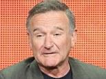 'At peace': Robin Williams