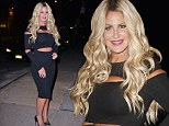 From where? Kim Zolciak shows off her impressive physique in a skintight dress after saying she needs to lose ten pounds... and fesses up to having some work done