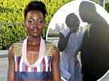 'He adds so much beauty to my life!' Lupita Nyong'o gushes as she posts snaps from celebrity hairstylist Ted Gibson's wedding to Instagram