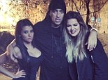 EXCLUSIVE: Khloé Kardashian 'insisted boyfriend French Montana cast lookalikes of sister Kim and best friend Malika Haqq' in new Don't Panic video