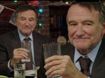 Poignant first look at Robin Williams's film Merry Friggin' Christmas... one of four movies still to be released after his death