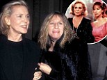 'She was an original': Lauren Bacall's on-screen daughter Barbra Streisand leads Hollywood tributes after death of legendary actress