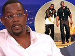 Martin Lawrence tells Conan O'Brien Bad Boys III is in the works... and it looks like Will Smith is on board as well