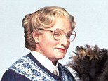 Mrs Doubtfire again: Williams was not happy to be back in drag for a sequel to his 1993 comedy, a neighbor says
