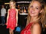 Victoria's Secret Angel Erin Heatherton and fellow fashionistas brave the Sydney chill in summery frocks at the Strand Arcade Evening With Designers