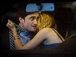 Touch of romance: This week, a new film starring Harry Potter actor Daniel Radcliffe opens in cinemas - a proper, old-fashioned, gentle romantic company. Above, Radcliffe and his co-star Megan Park in What If