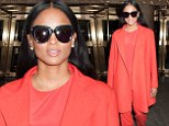 Ciara puts on a brave face as she steps out amid rumours she broke up with fiance Future 'after he cheated on her'