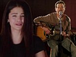FIRST LOOK: Selena Gomez weeps for her dead boyfriend while Billy Crudup forms a rock band in dramatic trailer for new film Rudderless