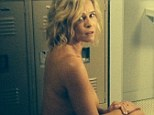 'I'm a Kardashian!' Chelsea Handler strips for ANOTHER nude shot on Instagram as she promotes the live finale of her talk show