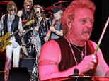 Aerosmith cancels tour dates after drummer Joey Kramer 'suffers heart complications'