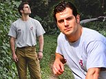 Henry Cavill Takes 'Superman' Break to Visit Durrell Wildlife Park