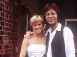 Mandatory Credit: Photo by REX (93660a)  Sue Barker and Cliff Richard  Sue Barker and Cliff Richard - Jun 1982