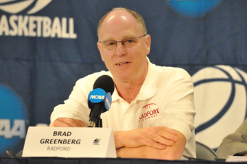 Greenberg NCAA Press Conference