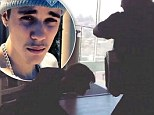 Getting ready to fight Orlando? Justin Bieber hones boxing skills after almost getting decked by Bloom in Ibiza over Miranda Kerr