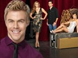 Going country! Derek Hough lands first major acting role on ABC drama Nashville