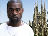 A church fit for Yeezus! Is Kanye West planning to build Kim Kardashian a 'ludicrously over the top' cathedral?