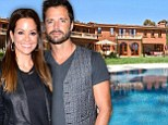 Housing with the stars! Brooke Burke and David Charvet put their Malibu mansion on the market for $13 million