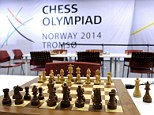 A major international chess tournament in northern Norway were rocked by the sudden deaths of two players