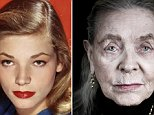 Bacall, Lauren   Pers: Lauren Bacall   Ref: XBA002XI   Photo Credit: [ The Kobal Collection ]   Editorial use only related to cinema, television and personalities. Not for cover use, advertising or fictional works without specific prior agreement