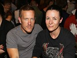 Fashion power couple: Scott Schuman and Garance Dore, seen here at the spring 2014 Marc by Marc Jacobs show, have split after seven years together