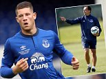 Ross Barkley of Everton