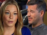 Reality star: LeAnn Rimes took care of a friend's baby on Thursday's episode of her VH1 reality show LeAnn & Eddie while her husband slammed his ex-wife Brandi Glanville