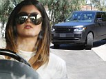 Kylie Jenner involved in ANOTHER car crash, 'resulting in thousands of dollars damage' to brand new Range Rover