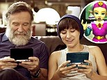 Robin Williams fans petition to have Legend Of Zelda character named after late actor in touching tribute