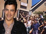 Healing crystals, synchronicity, and gang violence: How 90s heartthrob Andrew Keegan became the founder of a new religion