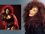 'Life has not been easy and I am very lucky to have made it this far,' said Chaka Khan