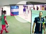 Motta HEADBUTTED as PSG president calls for Bastia striker Brandao to be banned for life