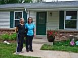 Sandy Finney (L) and Mickelle Gordon (R) - two of Darren Wilson's childhood neighbors in Ferguson, Missouri - were both affected the fraudlent ways of Wilson's mother, Tonya Durso