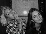 Modelling masterclass! Kendall Jenner and best friend Hailey Baldwin perfect their pouts while goofing around in photo booth