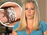 'I flushed my wedding rings': Teary Kendra Wilkinson says marriage to cheating husband Hank Baskett 'is down the drain' in show teaser