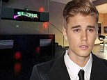 Justin Bieber takes pal Miley's advice as he moves into a sprawling $29,500-per-month mansion in the Hollywood Hills complete with NIGHT CLUB and THREE BARS