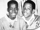 Priceless: Jay Z looked preppy and shy in his school picture from 8th grade in 1938