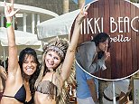 Michelle Rodriguez and friends party at Nikki Beach, Marbella\n\nPictured: Michelle Rodriguez\nRef: SPL812807  170814  \nPicture by: Splash News\n\nSplash News and Pictures\nLos Angeles: 310-821-2666\nNew York: 212-619-2666\nLondon: 870-934-2666\nphotodesk@splashnews.com\n