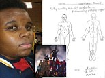 Michael Brown post-mortem: He was shot six times, twice in the head