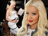 Baby joy! Christina Aguilera 'welcomes daughter' with fiance Matt Rutler