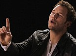 'Don't be a Jerry': Chris Pratt leads television stars in HILARIOUS parody PSA warning the dangers of binge-watching