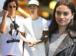 EXCLUSIVE: 'It was very interesting': Australian model Shanina Shaik reveals what it was like to witness the Orlando Bloom and Justin Bieber row in Ibiza